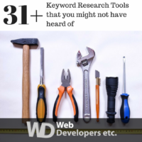 31+ Keyword Research Tools that You Might Not Have Heard of